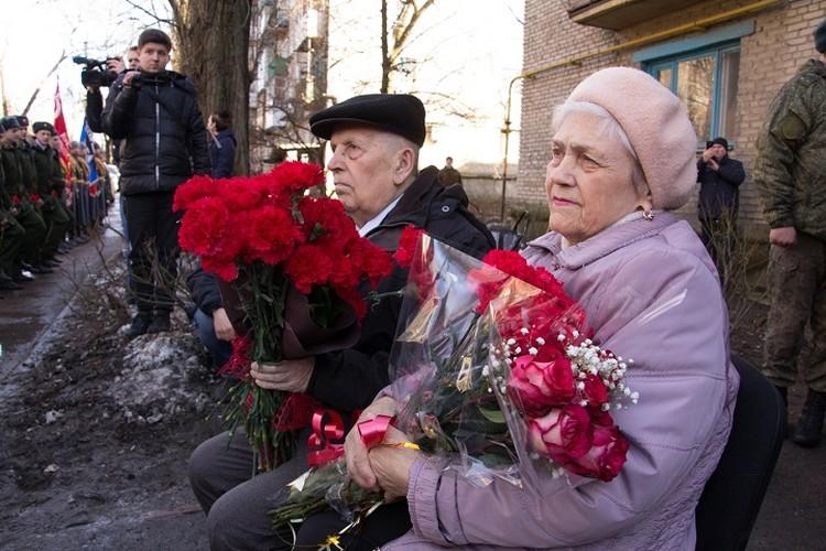 Формат «Парада обеды для одного ветерана» курсанты переняли из акции, которую запустили в России еще в прошлом году в Смоленской области