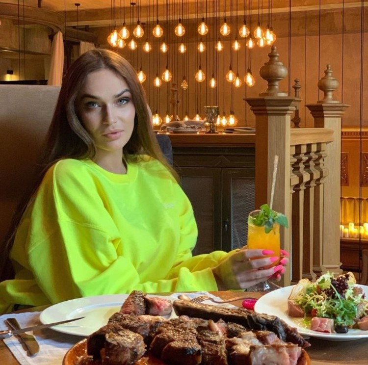 Алене Водонаевой наконец удалось привлечь внимание к своей персоне