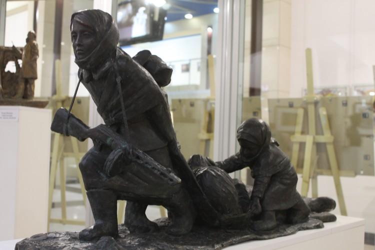Работа «Дети войны»