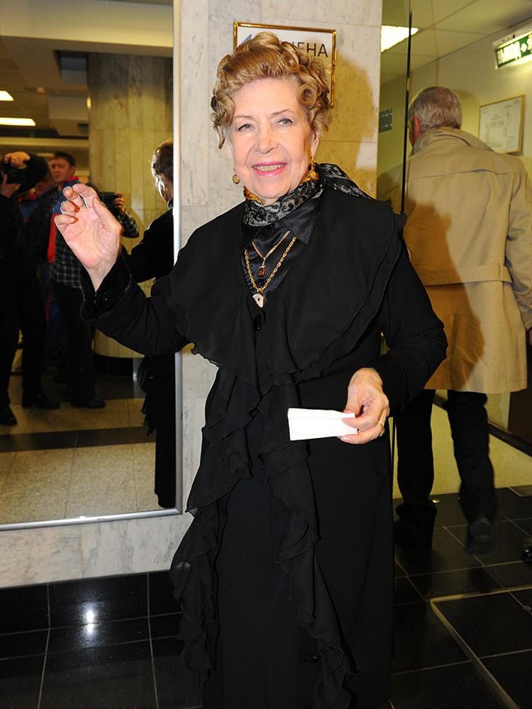 Сейчас Инна Владимировна Макарова находится в одной из московских клиник