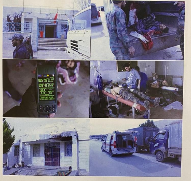 Комплекс скорой помощи и поликлиники Маарет-эн-Нууман