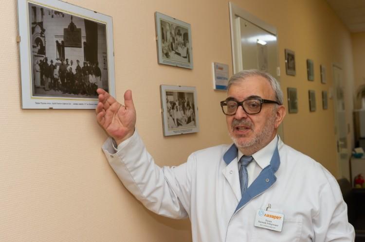 За годы работы у доктора Рысина накопилось много интересных историй… и не только в области наркологии!