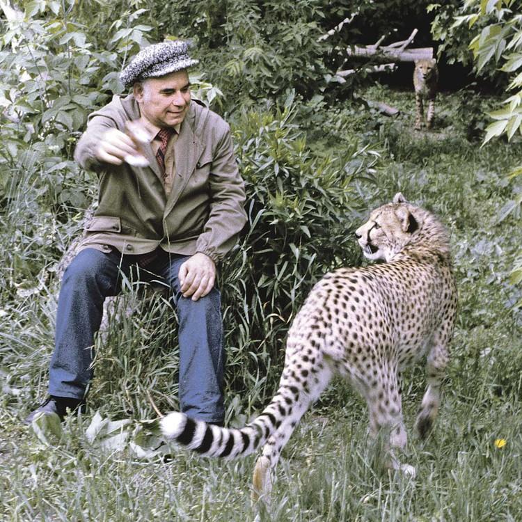 Василий Михайлович почти полвека вел рубрику «Окно в природу» в «Комсомольской правде». А всего он проработал в газете почти 60 лет!
