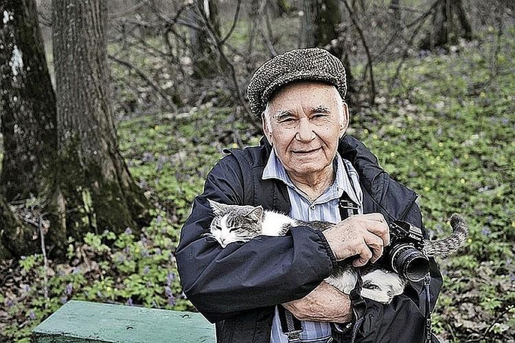 Как истинный сельский житель, он был человеком практичным. Фото: Личный архив В. М. Пескова