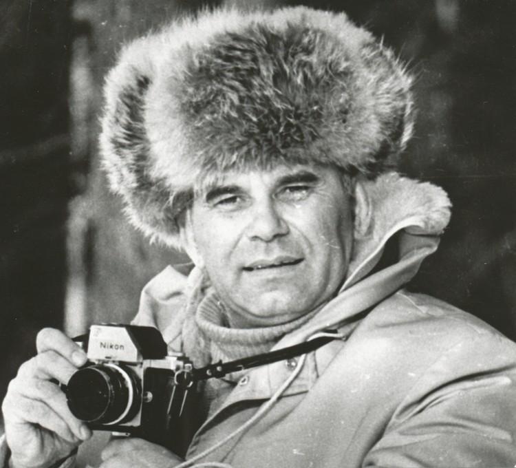 Единственный в истории журналист — лауреат Ленинской премии за авторскую работу, он, по сути, сформировал то, что сегодня называется экологическим мышлением. Фото: Личный архив В. М. Пескова