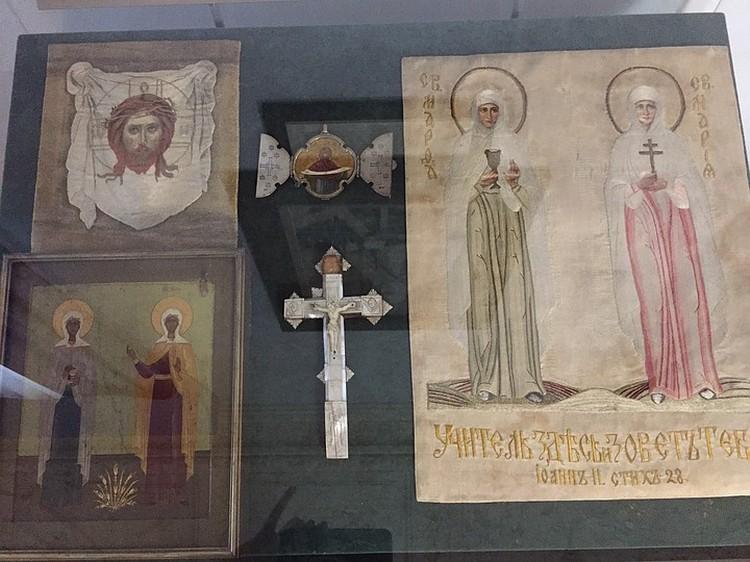 Образы, созданные рукой Елизаветы Федоровны. Автор фото: Ася ХОВАНСКАЯ