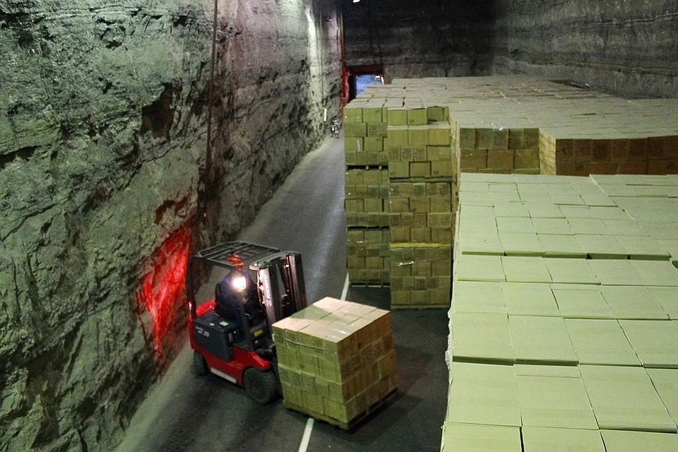 Объемы накопления запасов определяются с учетом всех задач, которые правительство Российской Федерации может поставить перед системой государственного материального резерва. Фото: facebook.com