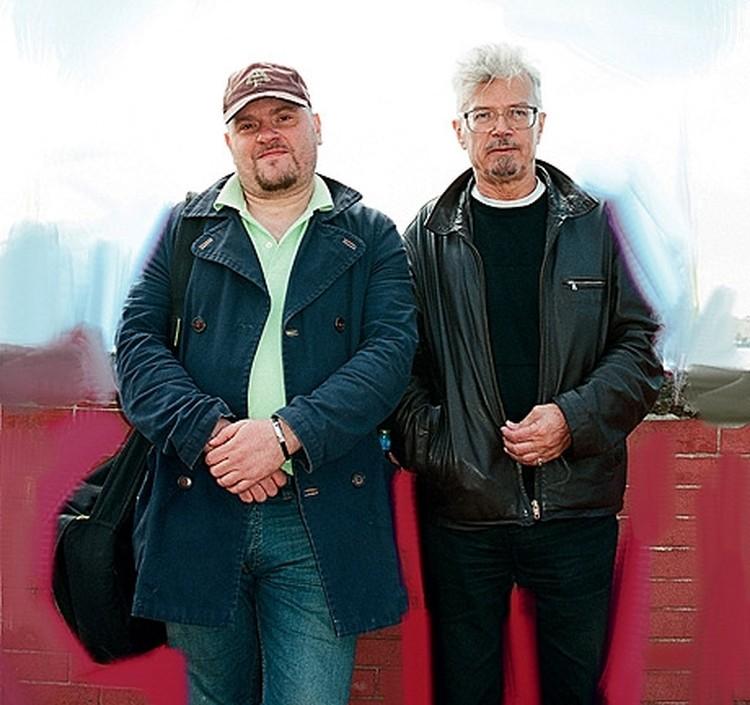 Стогов и Лимонов не были близкими приятелями, но книжки друг друга читали исправно. Фото: sobaka.ru