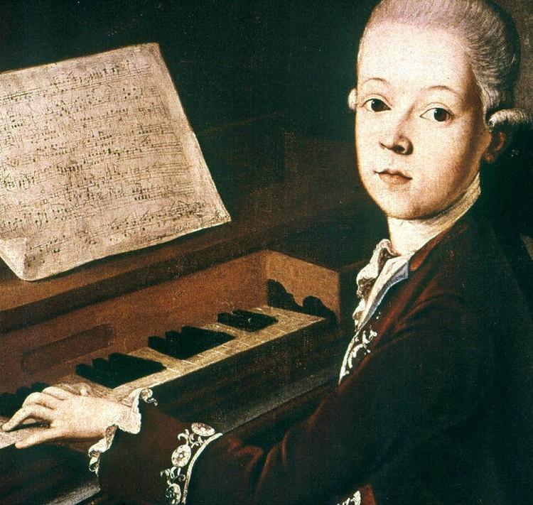 Музыка Моцарта, пожалуй, самое приятное лекарство.