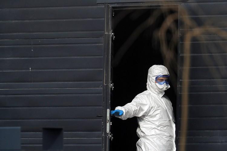 В Москве все пациенты с подозрением на коронавирус поступают в городскую клиническую больницу №40
