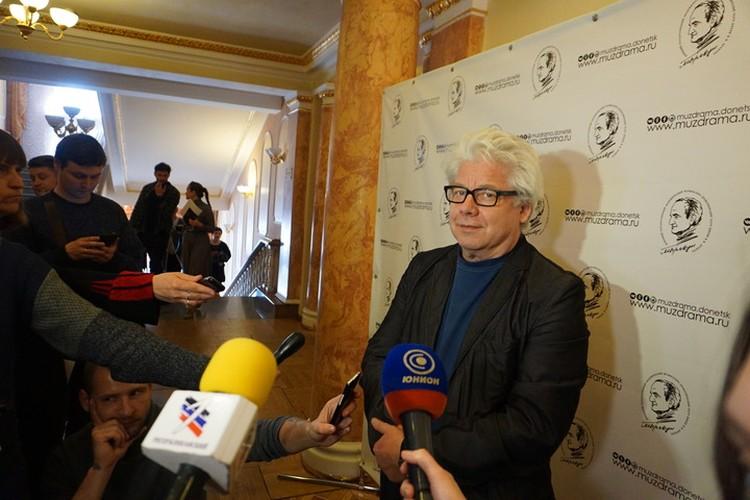 Сергей Бобровский уже знаком донецкому зрителю.