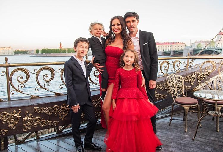 Семья Жирковых на карантине