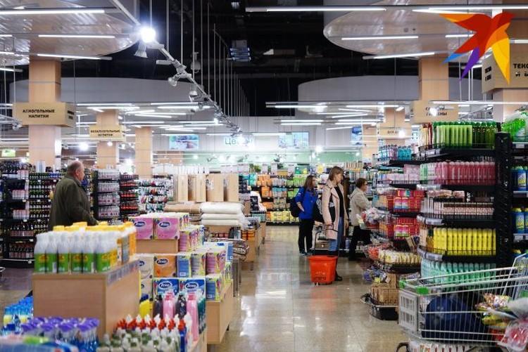 Продуктовые отделы магазинов по-прежнему будут работать.