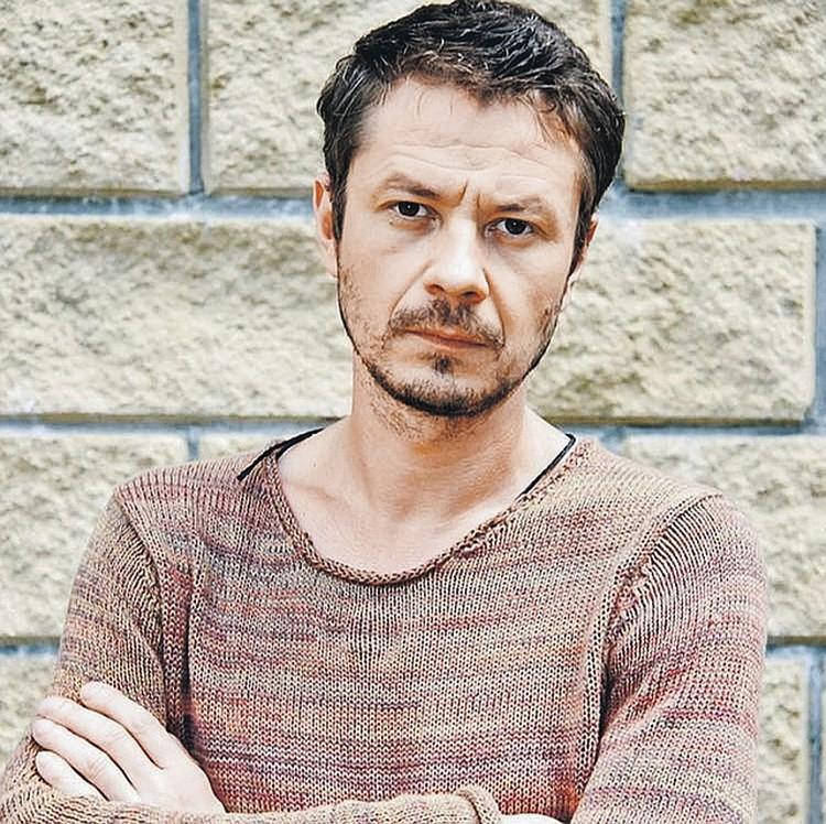 Бывший супруг Марии, актер театра «Современник» Илья Древнов.