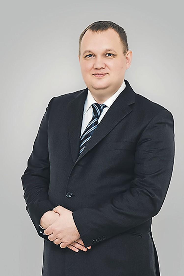 Алексей Жарков. Фото: villard-avocats.com