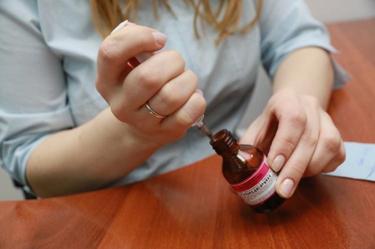 Готовим антисептик для рук в Барнауле.