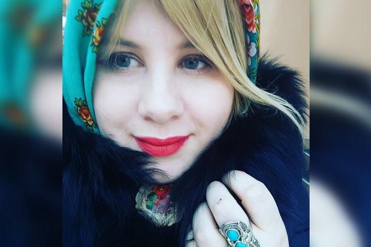 Настю в Перми знали как принципиального и талантливого журналиста. Фото: личная страничка Вконтакте.