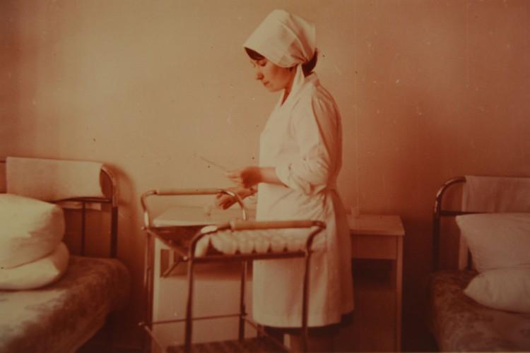 Палаты для пациентов с сибирской язвой были подготовлены на седьмом этаже. На четвертом находилась реанимация. Фото: из личного архива Татьяны Серегиной