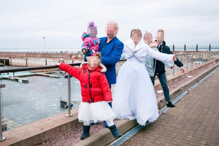 Многодетный отец заверил активистку, что в поликлинике Сестрорецка был больной коронавирусом. Фото: СОЦСЕТИ