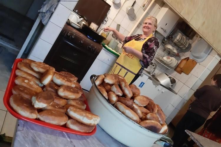 Татьяна Васильевна готовить любит.