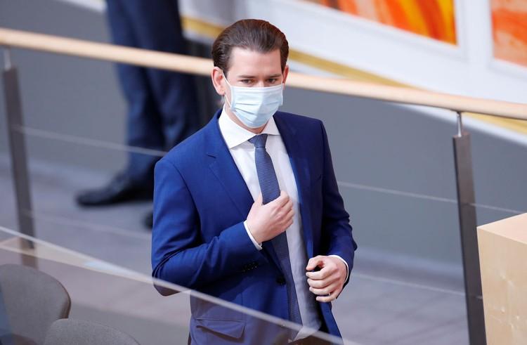 Канцлер Австрии Себастиан Курц поставил перед нацией задачу выйти из кризиса быстрее других.