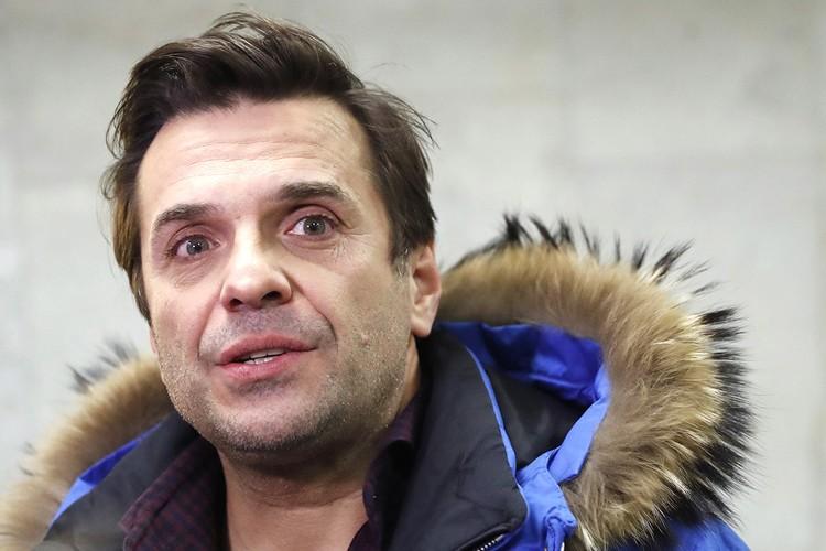 Актер Сергей Астахов. Фото: Артем Геодакян/ТАСС