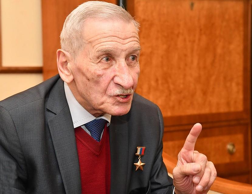 Российский разведчик-нелегал Юрий Шевченко дал интервью KP.RU, рассказав о своей работе Фото: Личный Архив