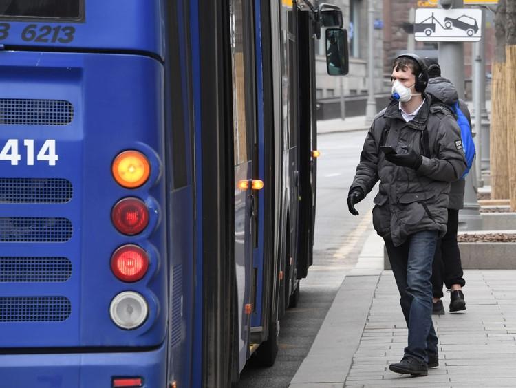 С 22 апреля правила будут расширены: для проезда во всех видах общественного транспорта Москвы можно будет использовать только электронные карты