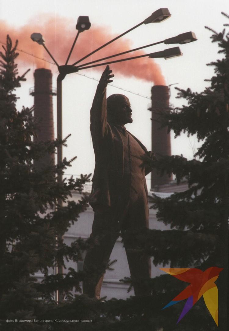 Ленин в Нижнем Тагиле