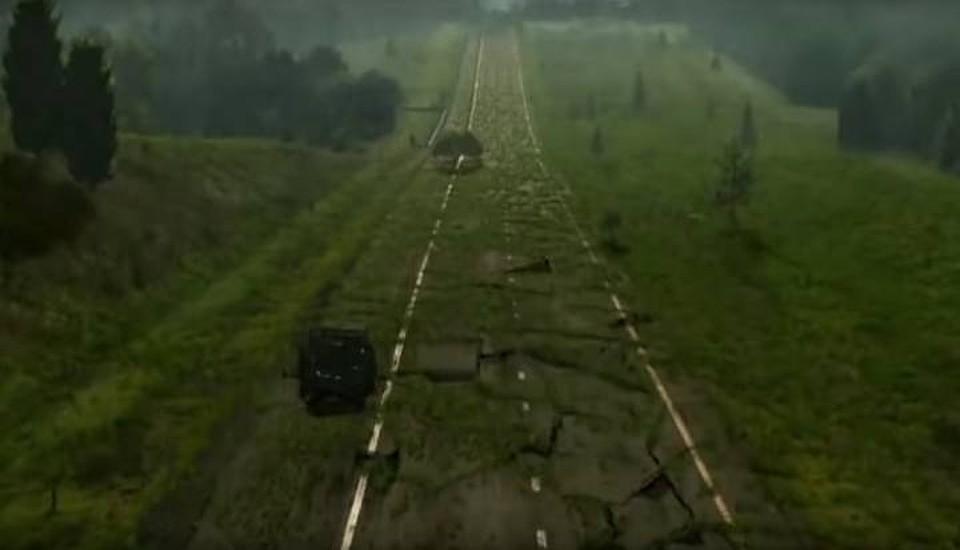 """Автострады не долго останутся """"проезжими""""."""