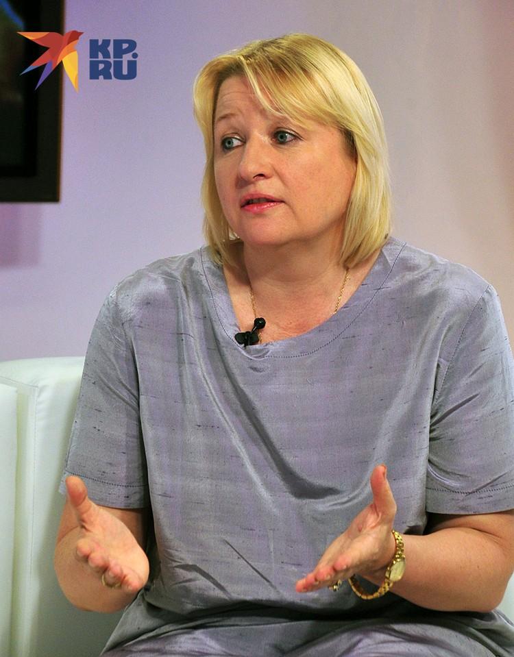 Член Изборского клуба и Сообщества практиков конкурентной разведки Елена Ларина
