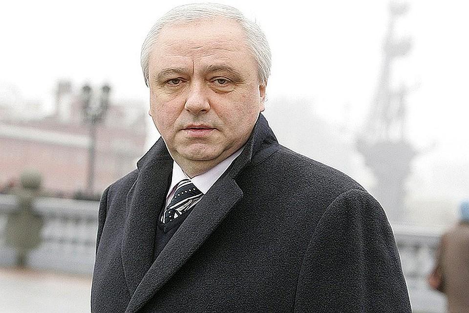 Сейчас, Игорь Гиоргадзе живет в России, на правах политического беженца Фото: ТАСС