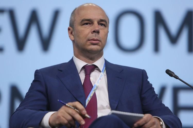 Глава Минфина рассказал о поддержке экономики, «вертолетных деньгах» и новых налогах