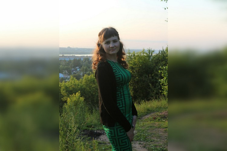 Девушка заканчивала вуз, летом она должна была защищать диплом. Фото: семейный архив.