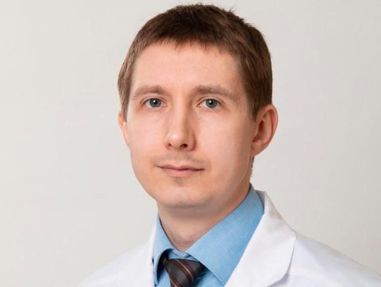 Врач-эндокринолог, кандидат медицинских наук Юрий Потешкин.