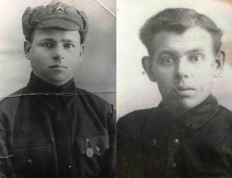 Иван и Константин Логачевы. Фото: архив семьи Логачевых