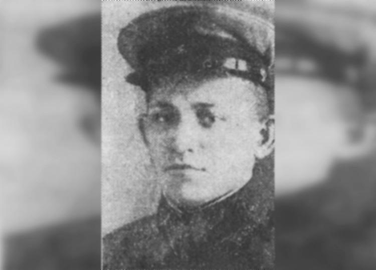 Федор Логачев. Фото: архив семьи Логачевых