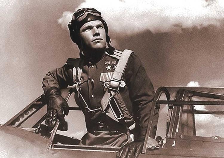 Иван Кожедуб. Фото: encyclopedia.mil.ru.