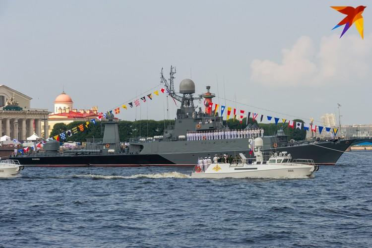 Казанец станет одним из участников Морского Парада Победы.