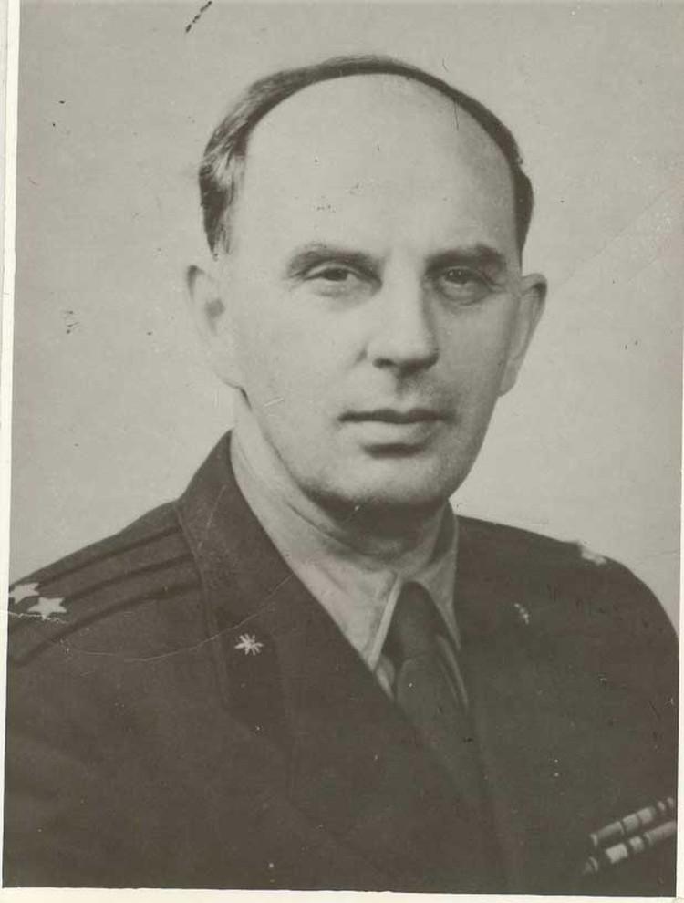 Создатель радиостанции «Север» Борис Михалин.