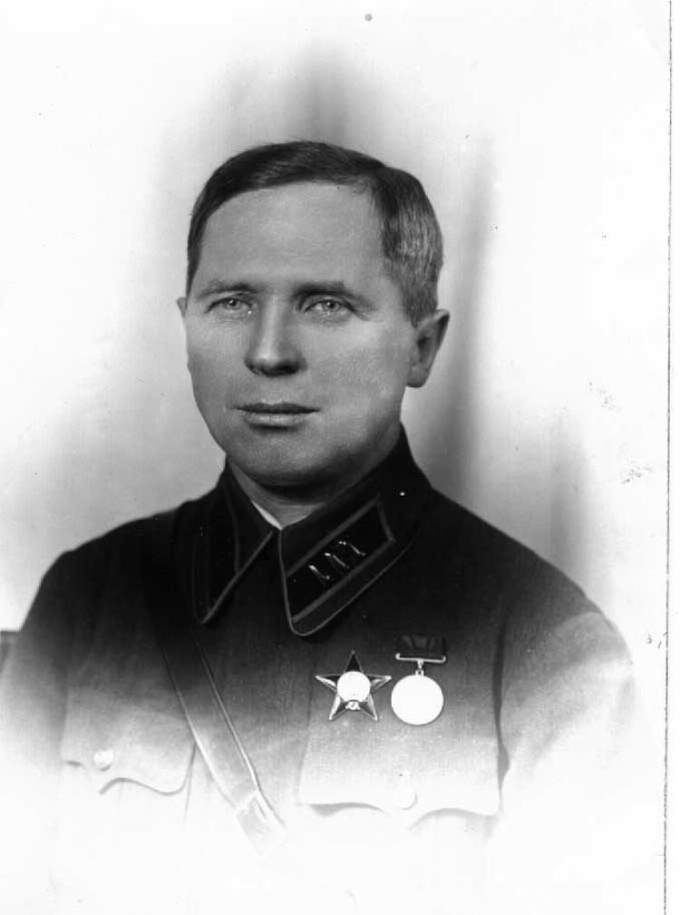 Подполковник И. Миронов.