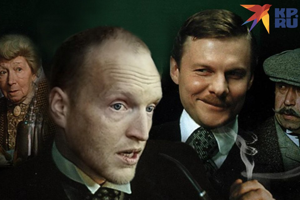 Мало кто знает, что главную роль в сериале могли исполнить Александр Кайдановский... Коллаж: Павел Романов