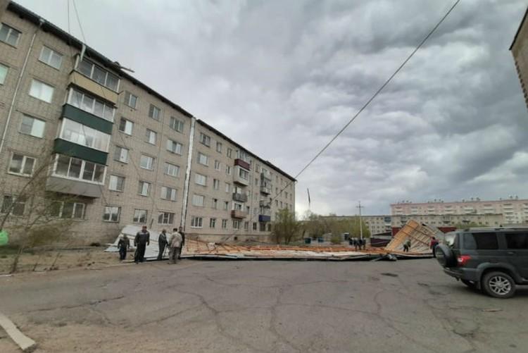 Теперь предстоит ремонтировать крыши многоэтажек и соцучреждений. Фото: пресс-служба Забайкальского фонда капитального ремонта.
