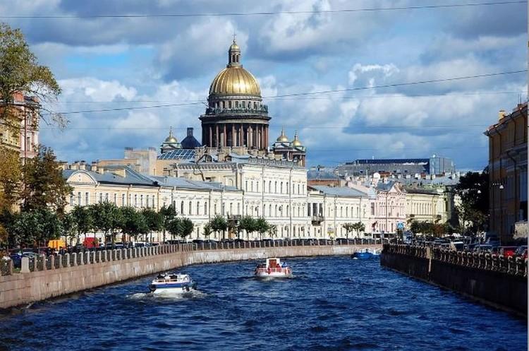 Петербург красив, но дурной климат выдержит не каждый. Фото: Архив КП.