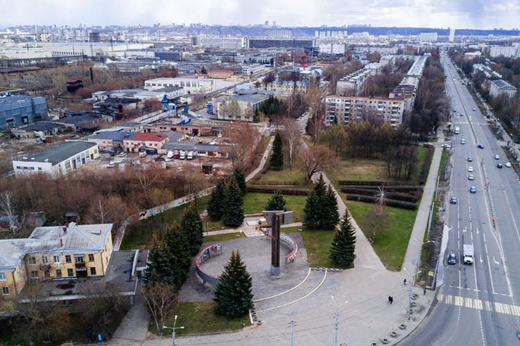ICUBE CREATIVA GROUP (Москва) разработает концепцию для площади Героев