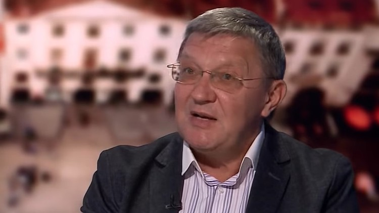 Экс-министр экономики Украины Виктор Суслов.