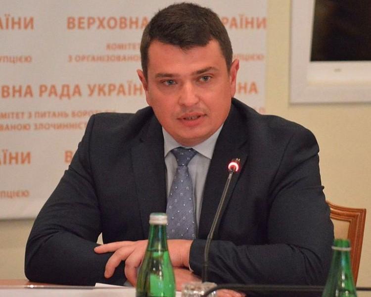 Глава НАБУ Артем Сытник.