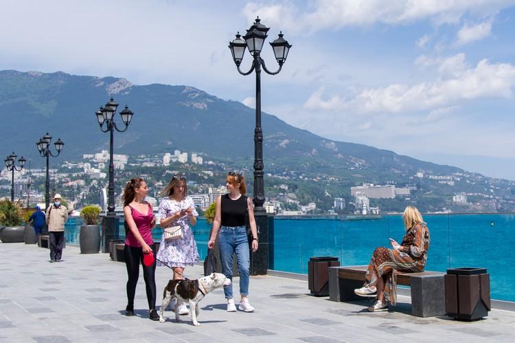 Отработать регламент работы в новых условиях планируют на крымчанах