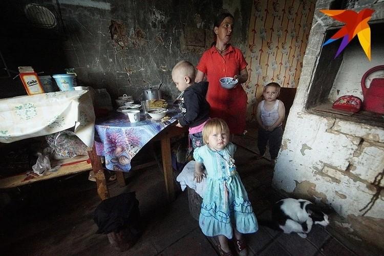 Дом Аринушкиных после пожара