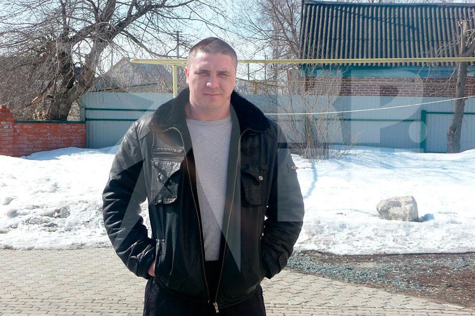 Ранен 37-леттний москвич Николай Седов Фото: СОЦСЕТИ